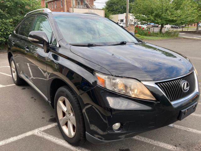 Lexus RX 350 salvage cars for sale: 2010 Lexus RX 350