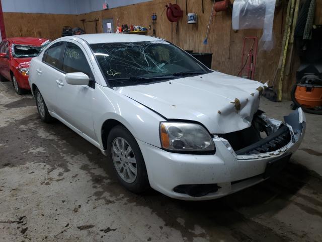 Salvage cars for sale from Copart Kincheloe, MI: 2012 Mitsubishi Galant FE