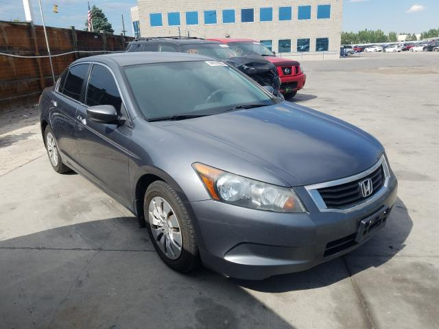 Vehiculos salvage en venta de Copart Littleton, CO: 2010 Honda Accord LX