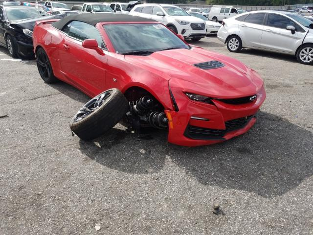 2020 Chevrolet Camaro SS for sale in Eight Mile, AL
