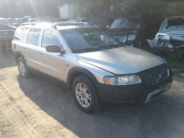 Vehiculos salvage en venta de Copart West Warren, MA: 2006 Volvo XC70