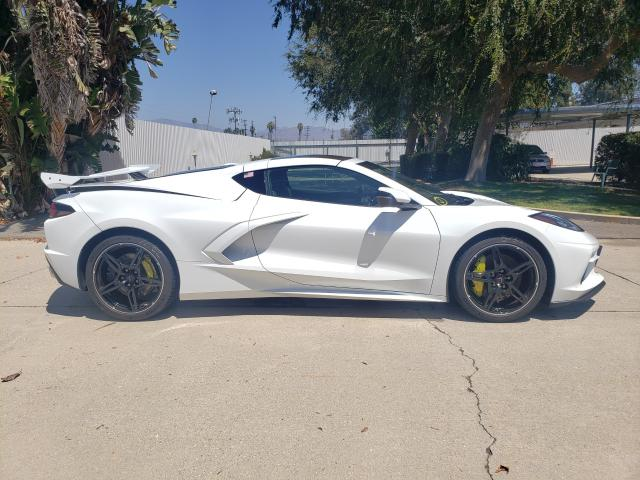 2020 Chevrolet Corvette S for sale in Van Nuys, CA