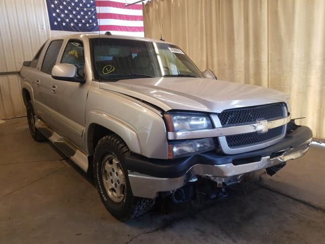Salvage cars for sale from Copart Avon, MN: 2005 Chevrolet Avalanche
