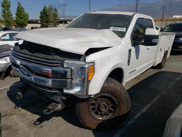 из сша 2017 FORD F250 SUPER DUTY 1FT7X2BT6HEB65739