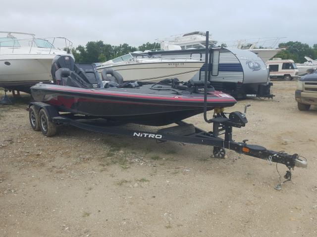 Nitrous salvage cars for sale: 2020 Nitrous Boat