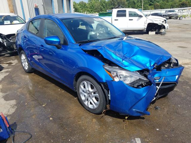 Toyota salvage cars for sale: 2018 Toyota Yaris IA