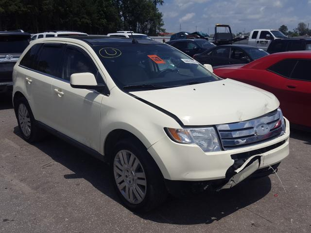 Salvage cars for sale from Copart Dunn, NC: 2008 Ford Edge Limited