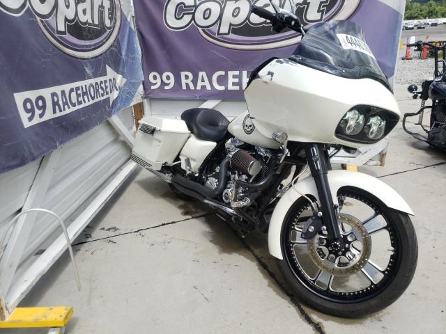 Salvage cars for sale from Copart Alorton, IL: 2012 Harley-Davidson Fltrx Road