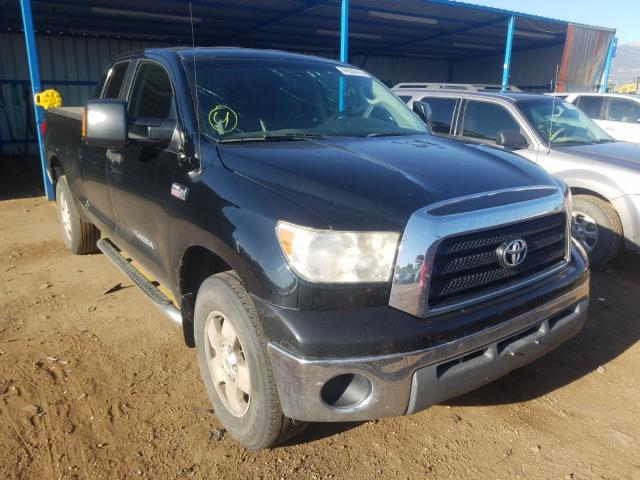 Toyota Tundra DOU salvage cars for sale: 2008 Toyota Tundra DOU