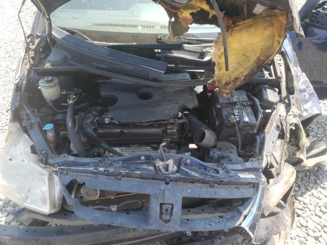 2008 Suzuki SX4   Vin: JS2YC414185103578