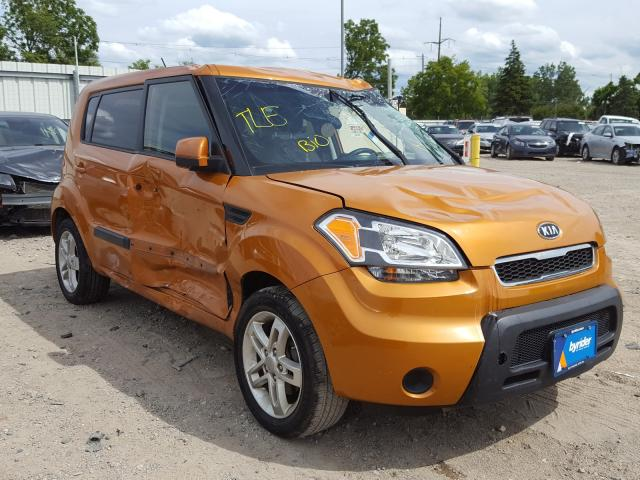 KIA Soul salvage cars for sale: 2011 KIA Soul