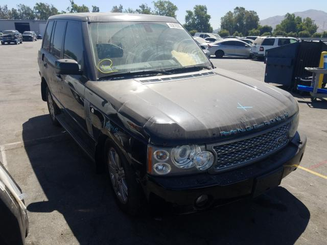 Land Rover Range Rover salvage cars for sale: 2008 Land Rover Range Rover
