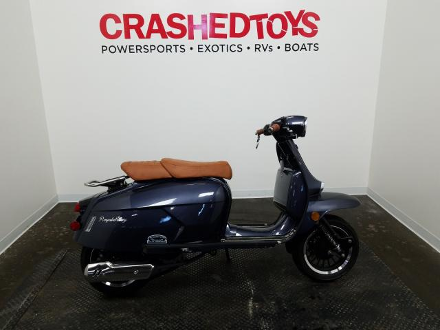 Royal Tag salvage cars for sale: 2020 Royal Tag Scooter