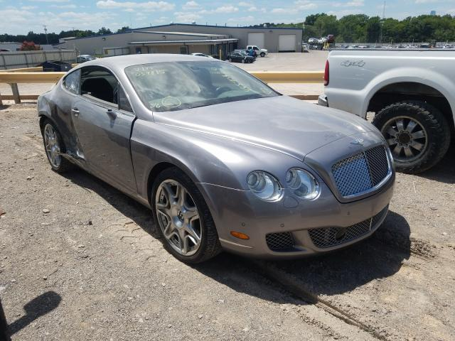Bentley Vehiculos salvage en venta: 2009 Bentley Continental