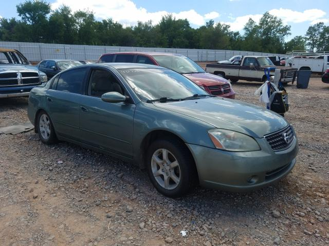 Salvage cars for sale from Copart Oklahoma City, OK: 2005 Nissan Altima S