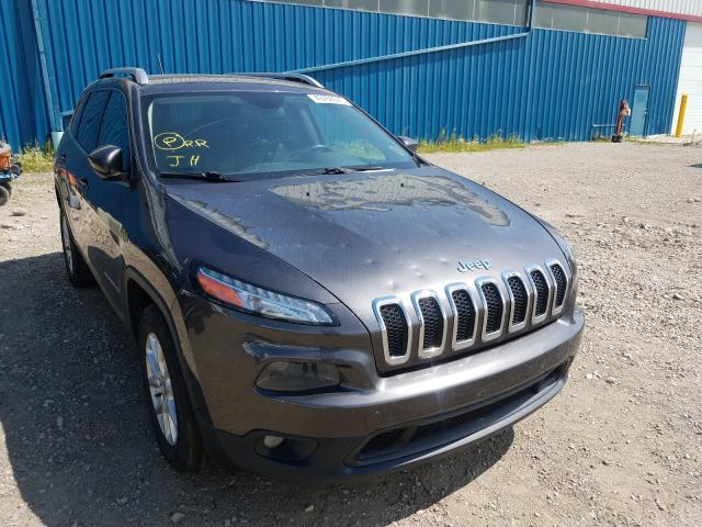 Jeep salvage cars for sale: 2015 Jeep Cherokee L