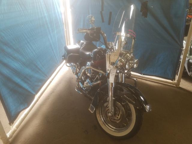Salvage cars for sale from Copart Hillsborough, NJ: 2005 Harley-Davidson Flhrci