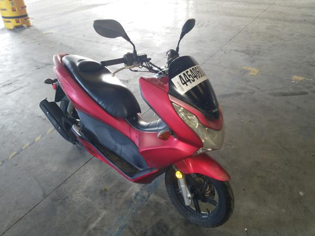 Honda PCX 150 salvage cars for sale: 2013 Honda PCX 150