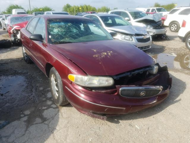 Buick Century CU,Century LI,Century LT,Century SP salvage cars for sale: 1998 Buick Century CU