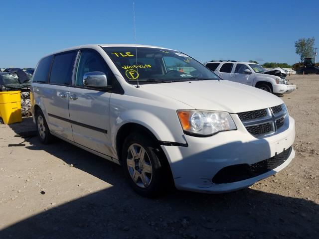 Vehiculos salvage en venta de Copart Kansas City, KS: 2013 Dodge Grand Caravan