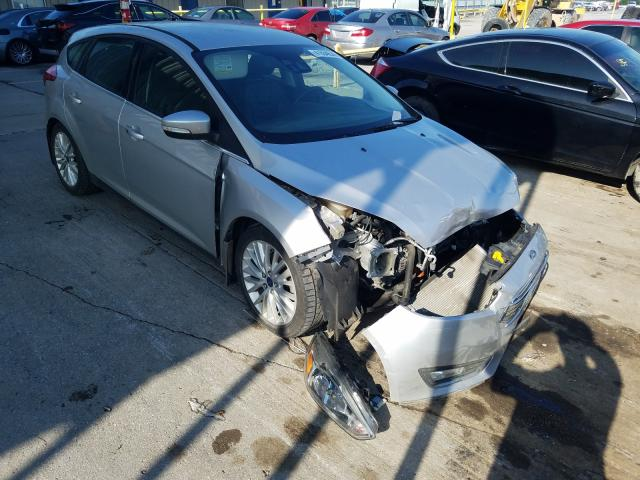 Ford Focus Titanium salvage cars for sale: 2016 Ford Focus Titanium