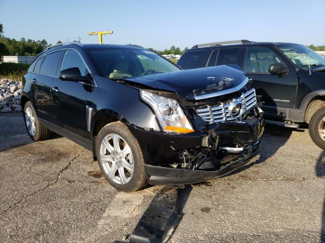 Cadillac SRX Perfor salvage cars for sale: 2016 Cadillac SRX Perfor