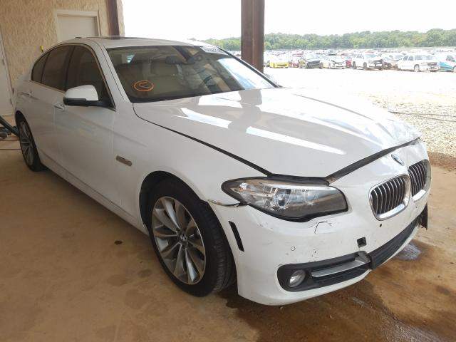 BMW 528 I salvage cars for sale: 2016 BMW 528 I