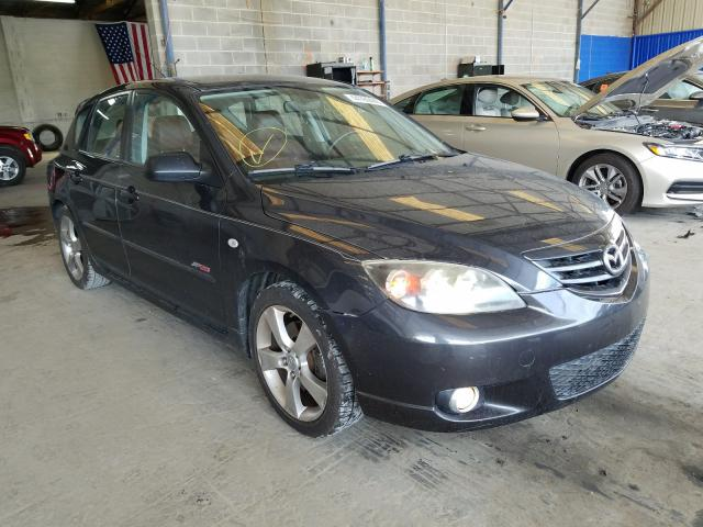 Mazda 3 Hatchbac salvage cars for sale: 2005 Mazda 3 Hatchbac