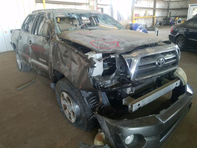 Toyota Tacoma DOU salvage cars for sale: 2010 Toyota Tacoma DOU
