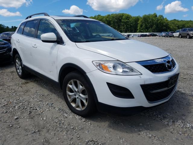 Vehiculos salvage en venta de Copart West Warren, MA: 2012 Mazda CX-9