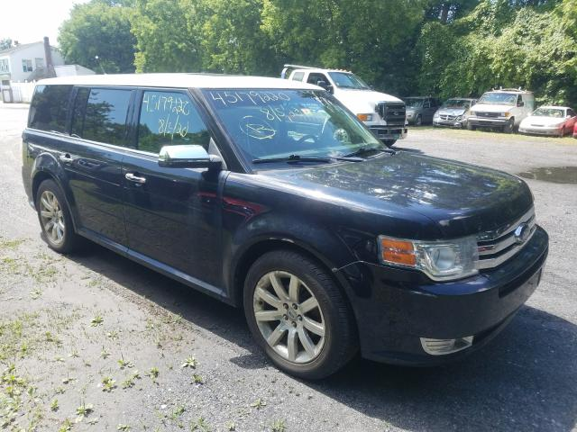 Ford Flex Limited salvage cars for sale: 2009 Ford Flex Limited