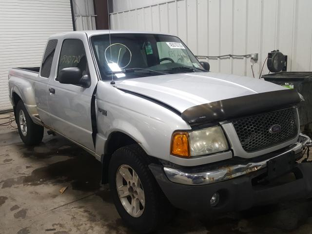 Ford Ranger SUP salvage cars for sale: 2002 Ford Ranger SUP