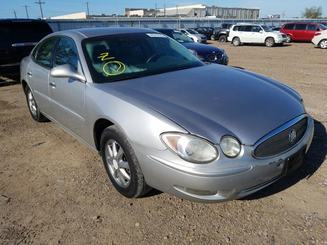 Buick salvage cars for sale: 2007 Buick Lacrosse C