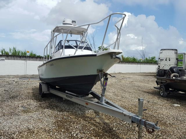 Salvage 1993 Boston Whaler BOAT for sale