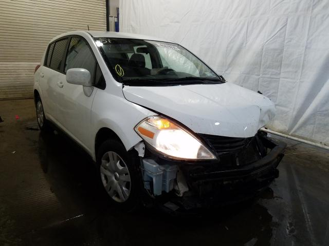 Salvage cars for sale from Copart Central Square, NY: 2011 Nissan Versa S