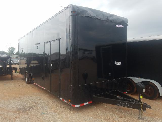 Freedom salvage cars for sale: 2020 Freedom Cargo Trailer