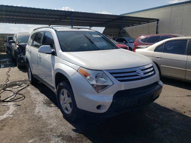 Salvage cars for sale from Copart Anthony, TX: 2007 Suzuki XL7