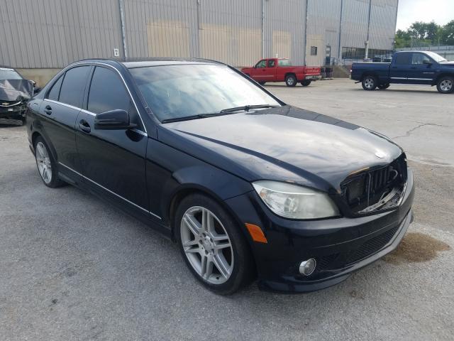 2010 Mercedes-benz C 350 3.5. Lot 44867490 Vin WDDGF5GB6AR103038