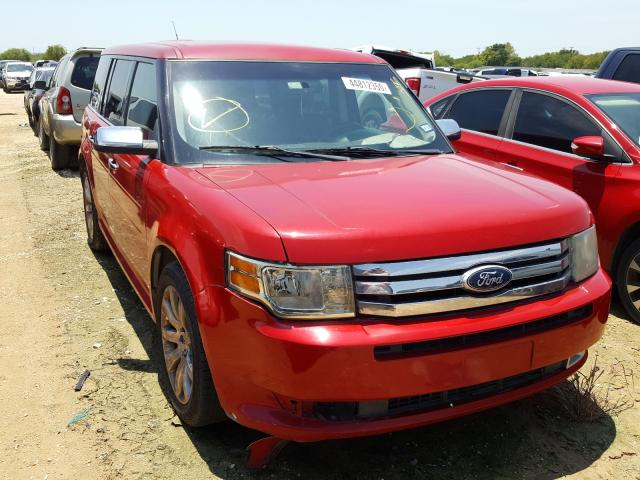 Ford Flex Limited salvage cars for sale: 2011 Ford Flex Limited