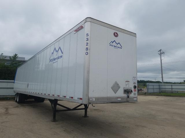 Great Dane salvage cars for sale: 2020 Great Dane Dane Trailer