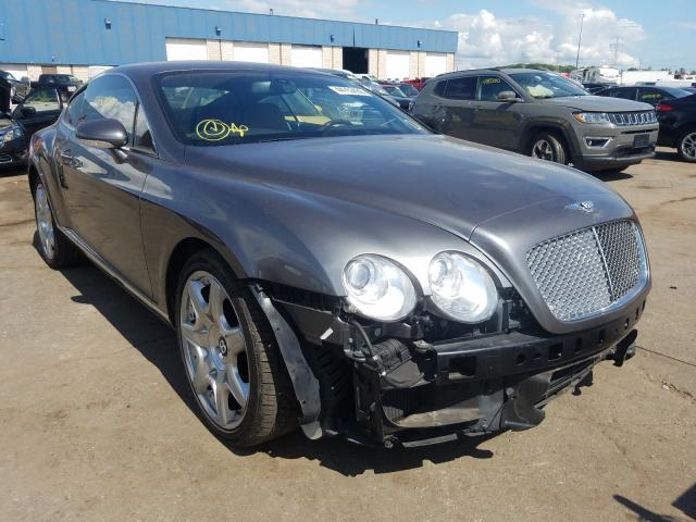 Bentley Vehiculos salvage en venta: 2007 Bentley Continental