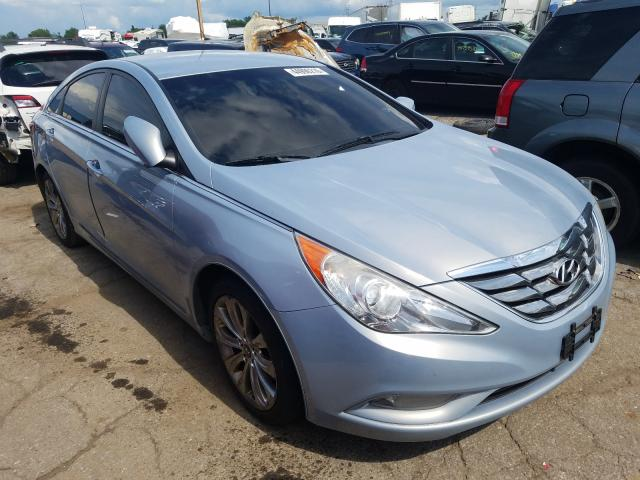 Hyundai salvage cars for sale: 2011 Hyundai Sonata SE