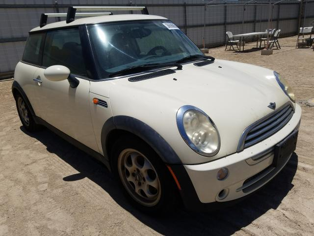 Mini salvage cars for sale: 2005 Mini Cooper