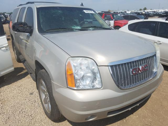 Vehiculos salvage en venta de Copart Brighton, CO: 2009 GMC Yukon XL K