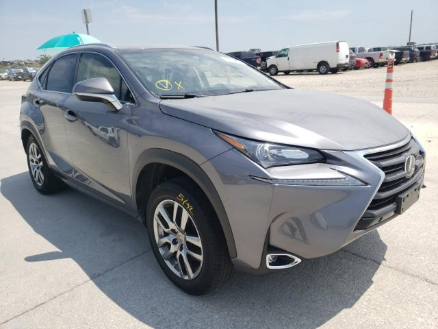Lexus NX 200T BA salvage cars for sale: 2016 Lexus NX 200T BA