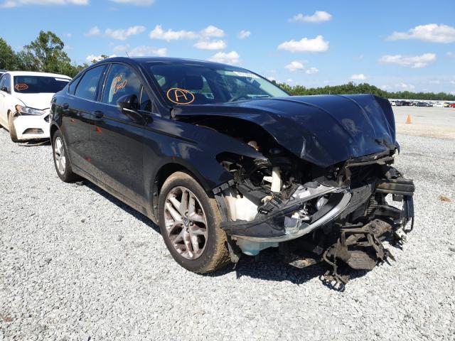 3FA6P0HR3DR236601 2013 Ford Fusion Se 1.6L
