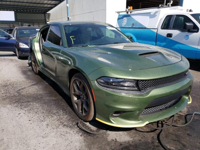 2019 Dodge CHARGER   Vin: 2C3CDXHG6KH749139