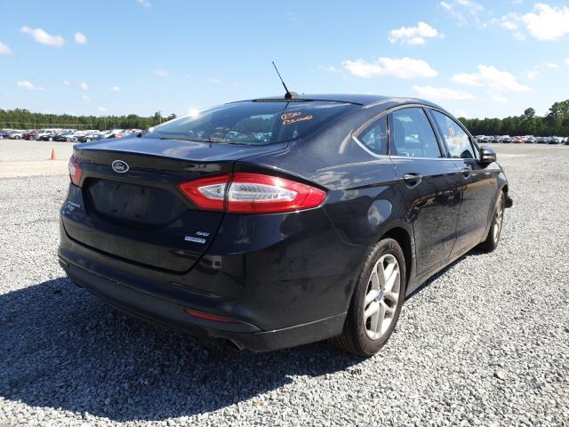 цена в сша 2013 Ford Fusion Se 1.6L 3FA6P0HR3DR236601