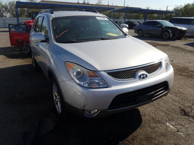 Hyundai salvage cars for sale: 2011 Hyundai Veracruz G