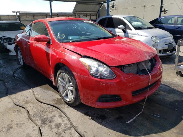 Salvage cars for sale from Copart Anthony, TX: 2012 Nissan Altima S